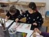 10.-uczniowie-maluj¦ů-prace.